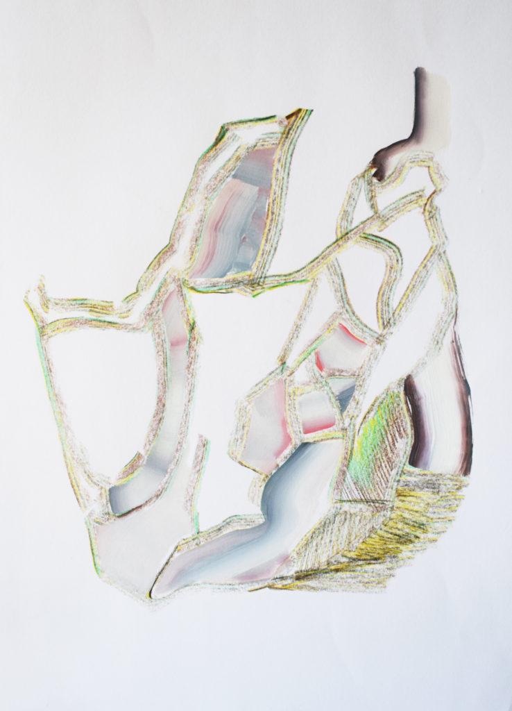 内田涼 drawings